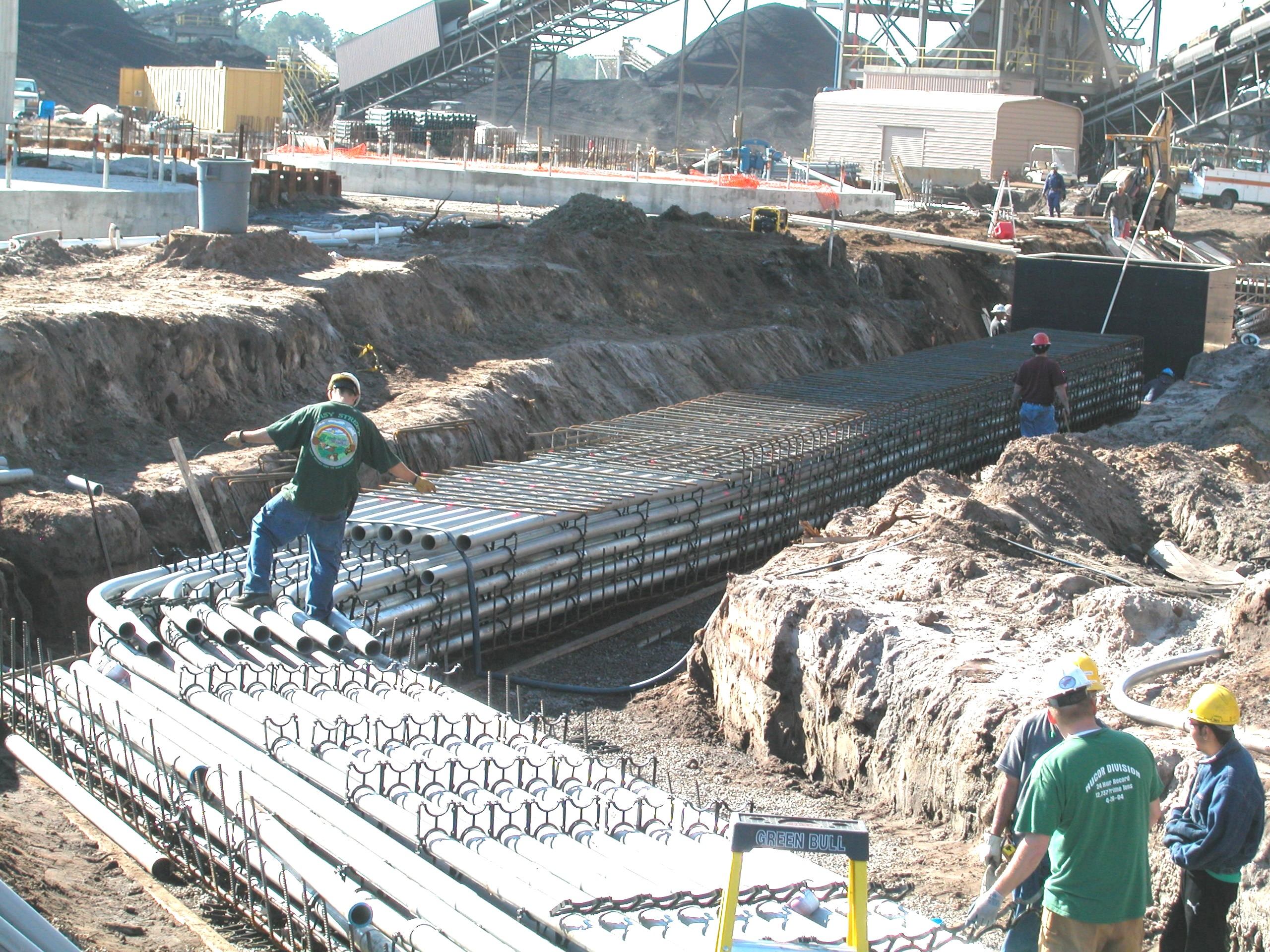 Santee Cooper Shallow Foundation 3 Landmark Construction
