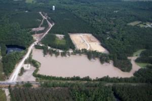 east-edisto-site-work-aerial-image
