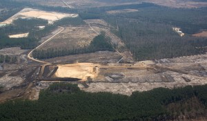 Tire-Kingdon-South-Carolina-Aerial-Image