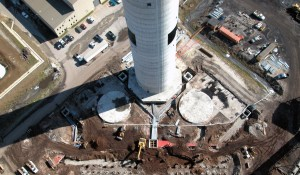 Santee-Cooper-Winyah-Electric-Generating-Station-Deep-foundation-Construction