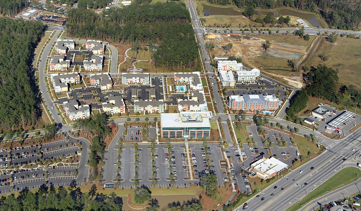 Nexton Development Landmark Construction